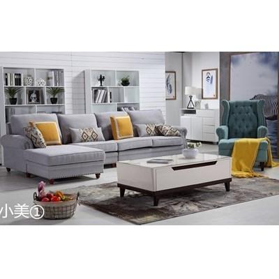品牌布艺沙发的选购方法
