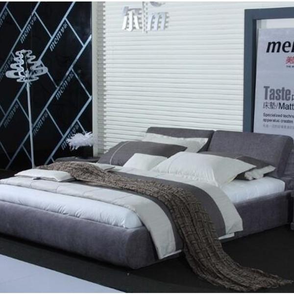 品牌布艺床